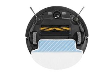 ECOVACS ROBOTICS DEEBOT M88 - Bodenreinigungsroboter mit systematischer Reinigung, Wischfunktion und APP -