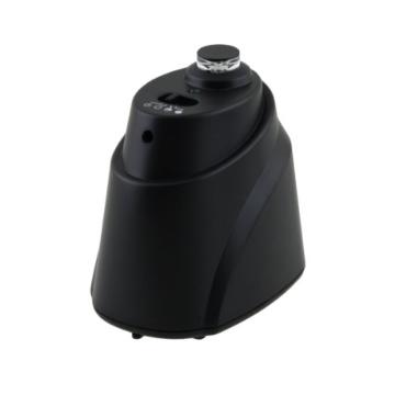 H.Koenig SWR28 Staubsauger roboter, Roboterstaubsauger mit Saug- und Wischfunktion, Raumerkennung, schwarz -