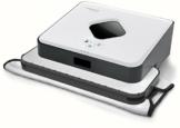 iRobot Braava 390t Bodenwischroboter (für mehrere Räume und große Flächen, Reinigt Flächen bis zu 92,9m²) weiß -